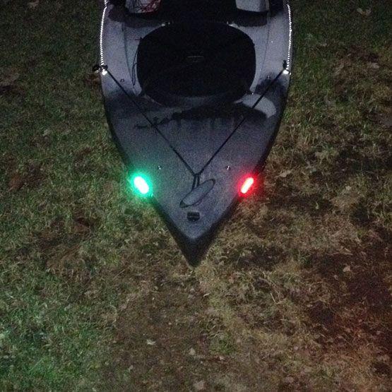 Kayak LED Nav Lights